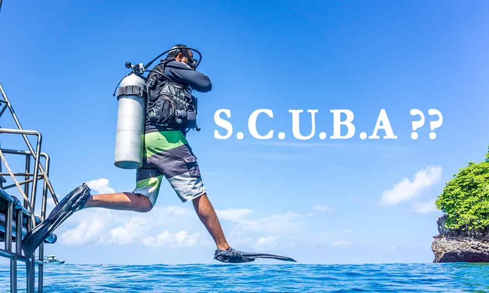 what-does-scuba-stand-for